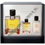 Hermes Terre D Hermes woda toaletowa 100 ml spray + woda toaletowa 12,5 ml spray + balsam po goleniu 40 ml